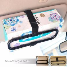 Autorace Smart Tissue Box Holder/Tempat Tissue Mobil Gantung