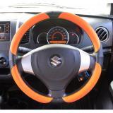 Jual Rame Autorace Stir Cover Sarung Stir Mobil Ar 109 Orange Branded Murah