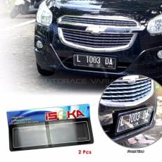 Autorace Tatakan/Tempat / Dudukan / Cover / Holder Plat Nomer Mika 46cm