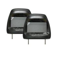 AVT Headrest Monitor Pajero HM 7188RM - Hitam- 1 pasang