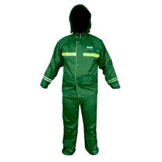 Axio Jas Hujan Axio Europe Raincoat Original Special Size XXXL - Hijau tua puzzisyukur
