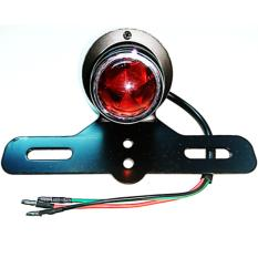 B-Rock Taillight Rome Lampu Rem Motor [Black]