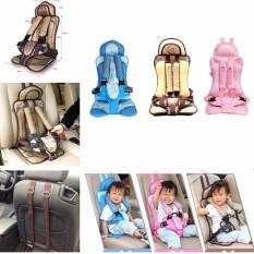 Keselamatan Bayi Kursi Bayi Anak Kursi Kid Car Kursi Pad Perlindungan Bayi untuk BMW-Pink-Intl