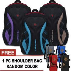 Promo Bag Stuff Daytona Laptop Raincover Backpack Up To 14 Inch Free Titan Shoulder Bag 8 Inchi Random Color Tas Pria Tas Wanita Tas Laptop Tas Sekolah Ransel Pria Ransel Wanita Ransel Sekolah Ransel Murah Di Jawa Barat