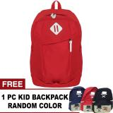 Harga Bag Stuff Sonic Laptop Backpack Up To 13 Inch Free 1Pc Kid Backpack Random Model Color Paling Murah