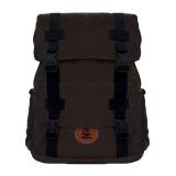 Review Bag Stuff Canvas Galileo Backpack Coklat Kopi Terbaru