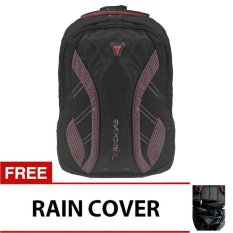 Bag & Stuff Daytona Treaking Laptop Backpack dan Raincover - Coklat