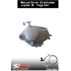 Cuci Gudang Bak Kopling Clutch Cover Snd Yamaha Jupiter Z Vega R