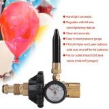 Spek Balon Inflating Regulator Inflator Tekanan Peraturan Dengan Air Flow Meter Valve Gauge Intl