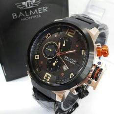 Balmer - Jam Tangan Pria - Stainless Steel - BL7886