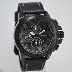 Balmer Limited - Jam Tangan Pria - Leather Strap - BL7905MB Black