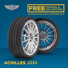 Review Tentang Ban Mobil Achilles 2233 185 55 R16 83V Gratis Pasang Dan Balancing