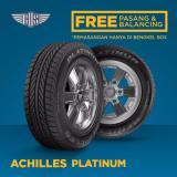 Harga Ban Mobil Achilles Platinum 185 70 R14 88H Gratis Pasang Dan Balancing Merk Achilles