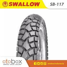 Ban Motor Tubeless Swallow 80/90-14 SB117 Street Enduro TL