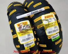 Ban Pirelli Diablo Rosso Scooter Depan Belakang XMAX 250 + Spidol Toyo