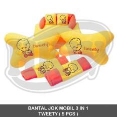 Bantal 3 In 1 Tweety Mobil Kijang / Kijang Kapsul