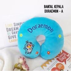 Bantal Leher atau Bantal Kepala Doraemon-A