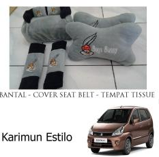Bantal Mobil Karimun Estilo Tipe 018