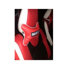 Tips Beli Bantal Mobil Kulit 4 In 1 Sparco Merah