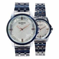 Bariho - jam tangan couple - FIN-70H CP - White