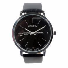 Bariho - jam tangan fashion analog - FIN-72 - Black