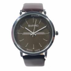 Bariho - jam tangan fashion analog - FIN-72 - Brown
