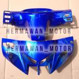 Spesifikasi Batok Pala Depan Belakang Honda Karisma Warna Biru Terbaru