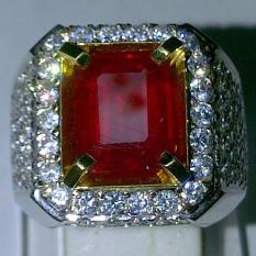 Jual Batu Permata Red Ruby Rubi Termurah
