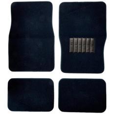 BDK Universal Fit 4-Piece Metro Auto Carpet Mat - (Blue) - intl