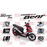 Top 10 Beat Sporty Esp Honda Ori Paket Aksesoris Komplit Red 6 Item Online