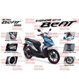 Harga Beat Sporty Esp Honda Ori Paket Aksesoris Komplit Silver 6 Item Terbaik