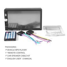 Harga Hemat Beau 7080B Mobil Pemutar Video 7 Inch Dengan Hd Layar Sentuh Bluetooth Stereo Radio Tanpa Kamera Kaca Intl