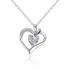 Bella & Co. Necklace LKNSPCN329 Aksesoris Perhiasan Kalung Lapis Silver