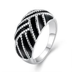 Bella & Co Popular Party Ring TGR005-A-6 Multicolor Aksesoris Perhiasan Cincin