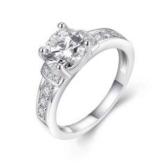 Bella & Co. Ring AKR003-6 Aksesoris Perhiasan Cincin Lapis Emas
