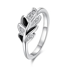 Beli Bella Co Ring Spr052 8 Aksesoris Perhiasan Cincin Lapis Silver Bella Co Asli