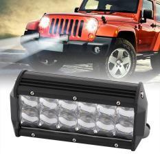 Belle 7 Inch 5D 60 W Lampu LED Mengemudi Mobil Mati-Jalan Tambahan Sorot-Internasional