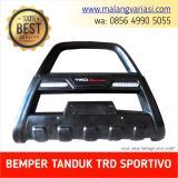 Jual Bemper Depan Tanduk Trd Sportivo Universal Cocok Semua Mobil Di Jawa Timur