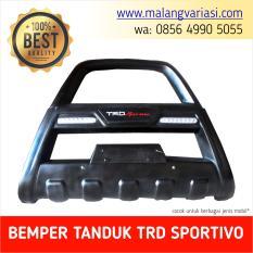 Jual Bemper Depan Tanduk Trd Sportivo Universal Cocok Semua Mobil Online
