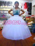 Beli Benang Mempelai Wanita Empat Lapisan Tidak Bertulang Petticoat Nyicil