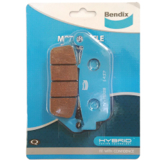 Bendix Dispad Motor MD28 Suzuki Inazuma Front