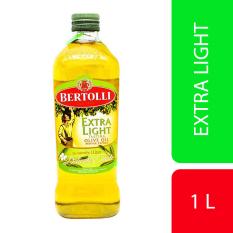 Toko Bertolli Extra Light Olive Oil Botol 1 L Bertolli Online