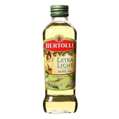 Bertolli Extra Light Olive Oil Botol 250ml
