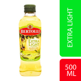 Cara Beli Bertolli Extra Light Olive Oil Botol 500Ml