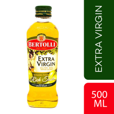 Spesifikasi Bertolli Extra Virgin Olive Oil Botol 500Ml Lengkap