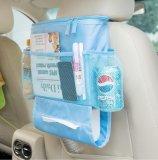 Kualitas Best Auto Car Mobil Seat Organizer Insulated Tahan Panas Dingin Tempat Botol Minum Biru Best