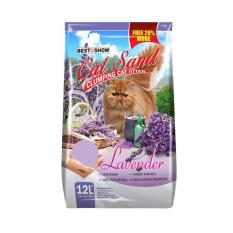 Beli Best In Show Cat Sand Lavender 12 L Best In Show Asli