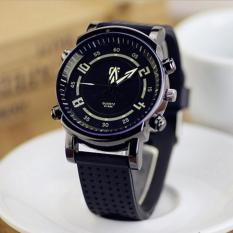 BEST Jam Tangan ARROW Large Dial Besar Fashion Sport Watch Cowo Casual Pria