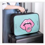 Beli Best Lip Travel Bag Ukuran L Hand Carry Tas Lipat Koper Luggage Organizer Tenteng Tosca1 Cicilan