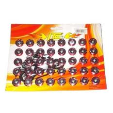 Jual Best Seller Baut Kembang Ring Sisik Red Isi 40Pcs Branded Original